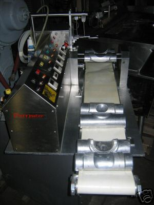 PIEMASTER SA-21 Semi-Automatic Turnover Machine USED