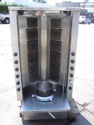 used gyro machine