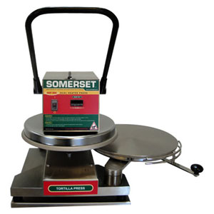 Somerset SDP-800 Tortilla Press