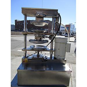 pie crust press machine