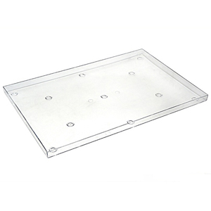 Clear Polycarbonate Tray