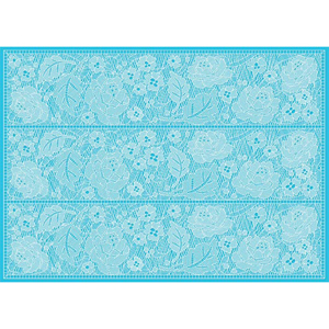 Sugarveil Rose Mantilla Mat Mats For Sugarveil Bakedeco Com
