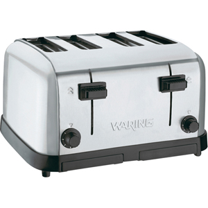 Waring 4-Slice Commercial Toaster WCT708