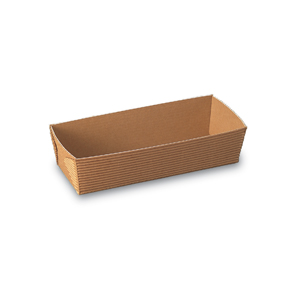 Welcome Home Brands Disposable Plain Brown Paper Loaf
