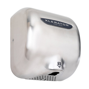 XLERATOR XL-SB Hand Dryer, Brushed Stainless Steel Cover