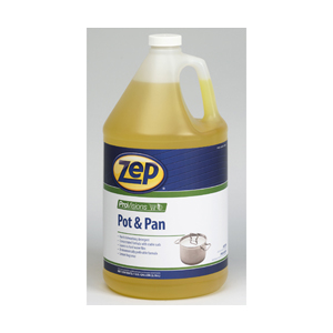 Zep Pot & Pan Detergent, 1 Gallon