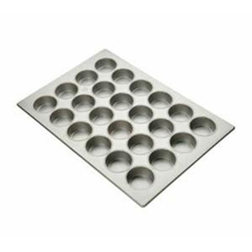 Amco Food Service Aluminized Steel Jumbo Muffin Pan 24-Cup