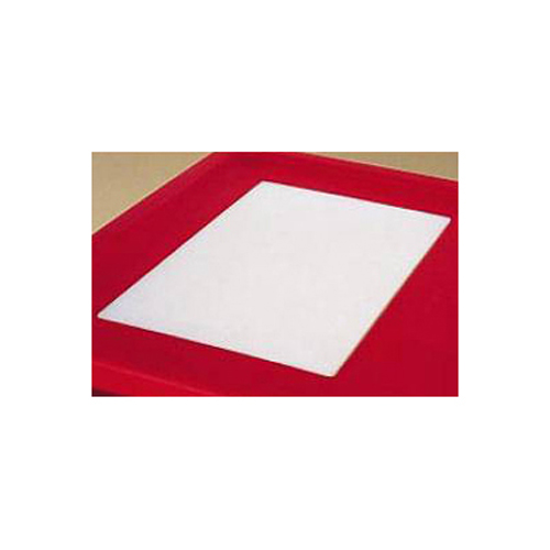 Cambro CB1220148 Cutting Board for Camtherm Bulk White Food Holding Cabinets
