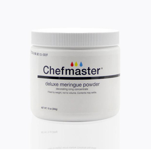 Chefmaster Deluxe Meringue Powder, 10 oz.