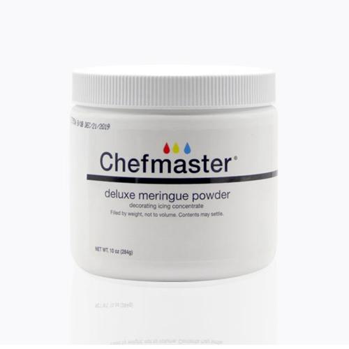 Chefmaster Deluxe Meringue Powder, 10 oz. Food Coloring by ...