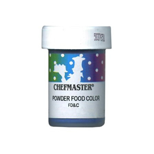 Chefmaster Powder Food Color, 3 gr. Food Coloring by Chefmaster ...