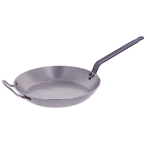 de Buyer Carbone Plus Steel Frying Pan, Made of Heavy Quality Steel
