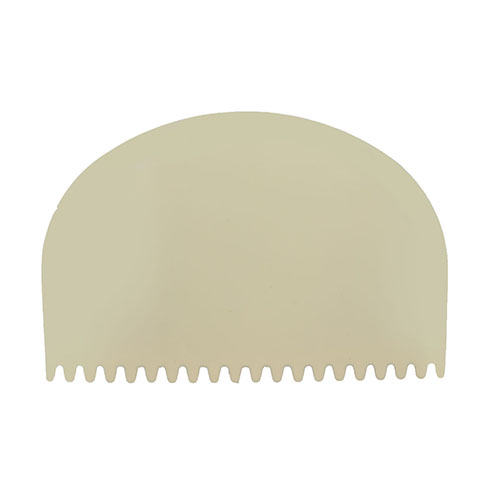 Decorating Comb Poly, 4 1/2X3