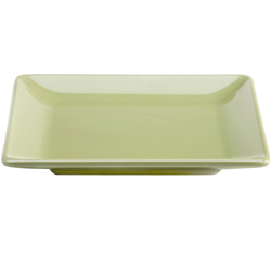 Elite Global Solutions M1313SQ Symmetry Weeping Willow Green 13 1/2 Square Melamine Plate -  sc 1 st  Bakedeco : square green plates - pezcame.com