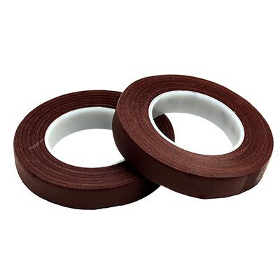 Floral Tape 1/2 Wide, Brown - Pack of 2