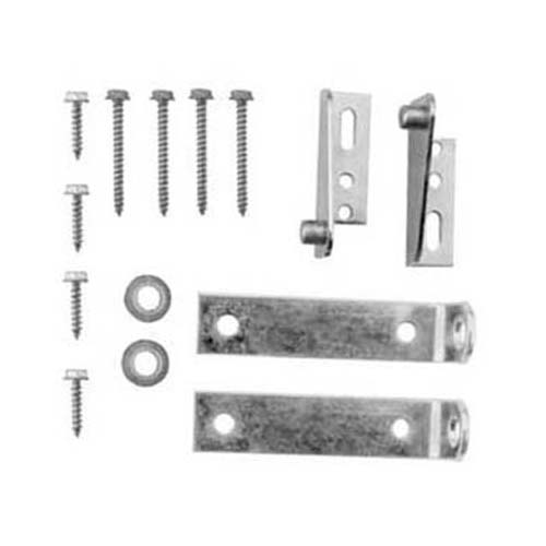 FMP Hinge & Bracket Kit (Pair)