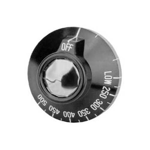 FMP Thermostat Dial for Vulcan-Hart Ovens & Ranges