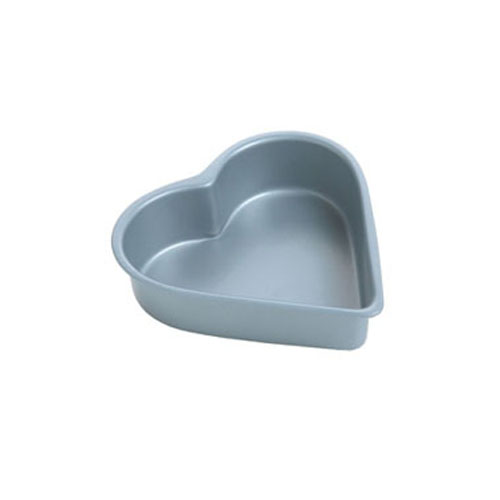 Fox Run Non Stick Mini Heart Cake Pan , 3 x 3 x 1 Deep