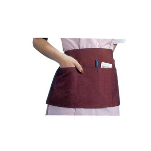 Front-of-the-House Waist Apron 22 Wide x 11 Long