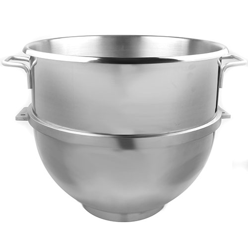 Hobart Equivalent Classic 80 Qt. Stainless Steel Mixing Bowl for Hobart 80 quart Mixer