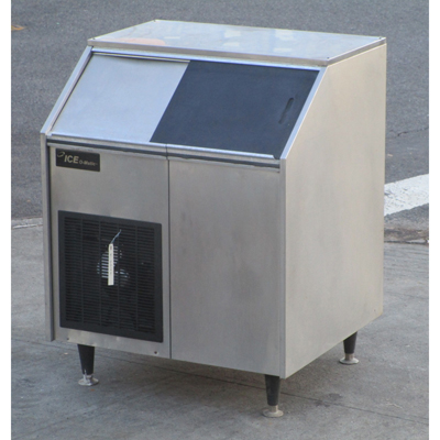 Used Ice Machine >> Ice O Matic Ef450a32s 472 Lbs Ice Flaker Used Very Good Condition