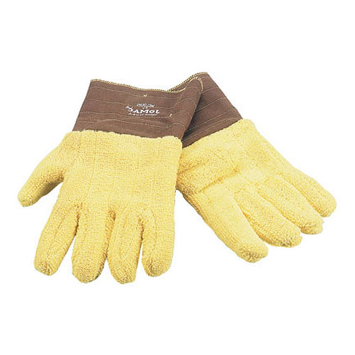 Jomac Kevlar/Duck Gauntlet Terry Gloves, Sold by the Pair