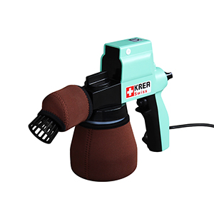 heated spray machine