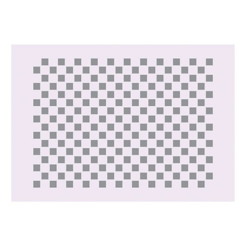Martellato Cake Decorating Stencil Grill - Small Polka Dot