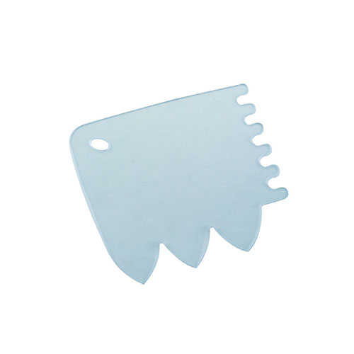 Martellato Transparent Decorating Comb