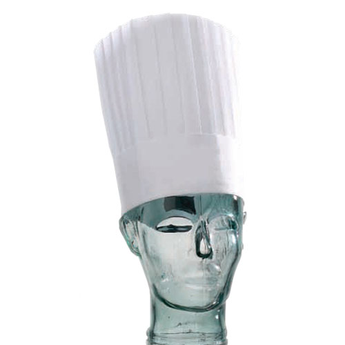 Matfer Disposable Chef Hat, 10Pk
