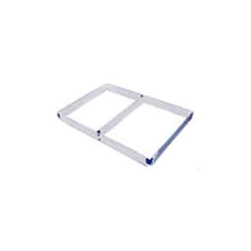 MFG Tray Bun / Sheet Pan Extender Fiberglass 18 x 26 x 3 Divided - 176401 1537