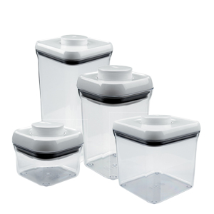 Oxo Good Grips Pop Containers Square Square Storage