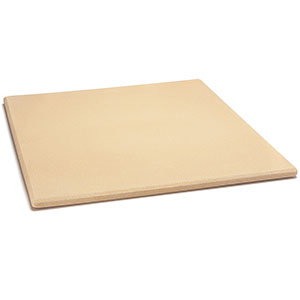 Pizza Baking Stone: Rectangular, 14 x 16