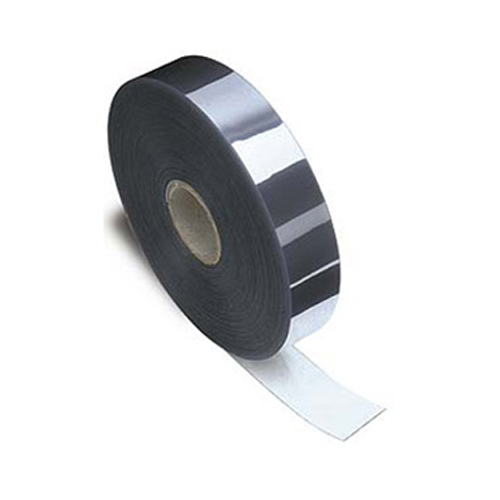 Clear Oriented Polystyrene Cake Collar Bands 500 Foot Roll