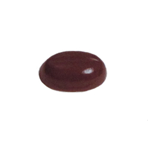 Polycarbonate Chocolate Mold Coffee Bean 22x15mm x 8mm High, 78 Cavities