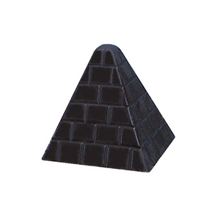 Polycarbonate Chocolate Mold Pyramid 30x30x30mm 24