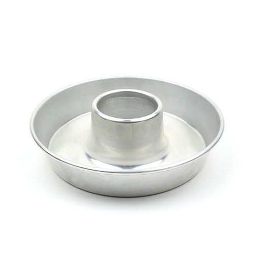 tube cake pan cake pan 11 top inner diameter x 2 3 8 high 2 8093