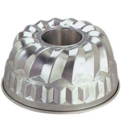 Kugelhopf Mold Tin Plate 9 Dia 10 Cup Bundt Baking Pans