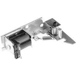 Solenoid and Latch Assembly