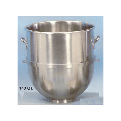 Hobart Equivalent Classic Stainless Steel Mixer Bowl 140