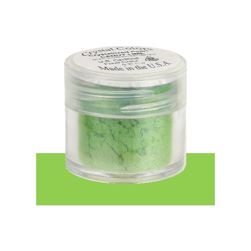 Sugarpaste Candy Lime Pearl Luster Dust, 2.75 Grams