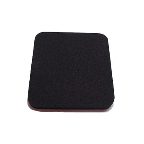 The Orchard Pad, Black for Demonstrations. 6 x 6-1/2