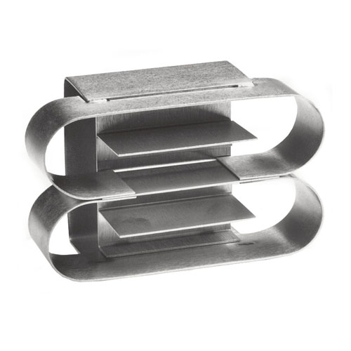 Twist/Cruller Cutter, Heavy Duty Stainless Steel, 1-1/2 x 5
