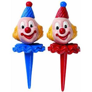 Wilton Small Derby Clown Cake Topper Set- 6 per set Cake ...