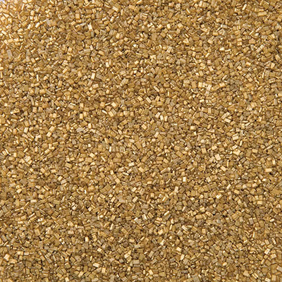 Wilton Pearlized Gold Sugar Sprinkles 5-1/4 Oz