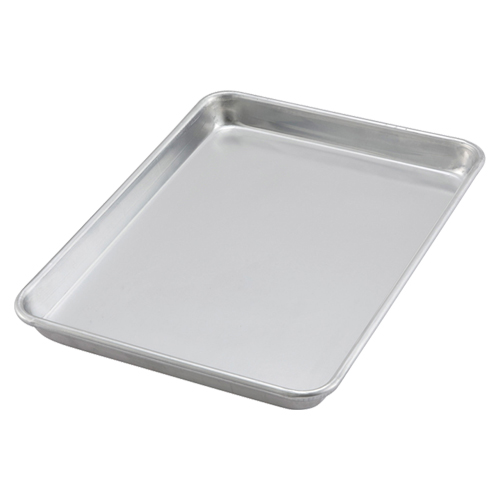 Winco Bun / Cake Sheet Pan 9-1/2 x 13 (Quarter Size)