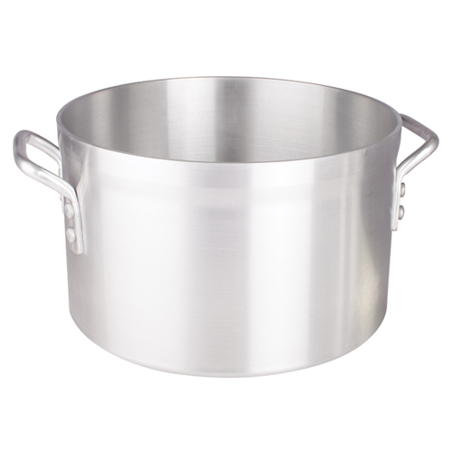 Winco Sauce Pot, 3/16 (4.0mm) Thick Aluminum, 14 Quart