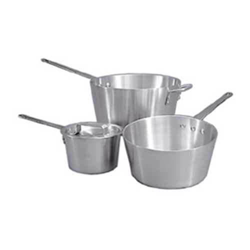 Winware by Winco Tapered Sauce Pan, Aluminum