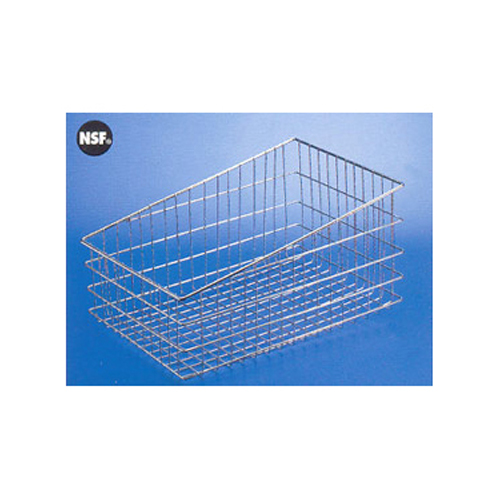Wire Bagel Basket Slanted, 11 x 18