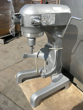 Hobart 20 Qt Mixer Used Condition Used Equipment We Have